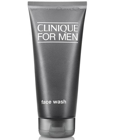 Clinique For Men Face Wash, 6.7 oz