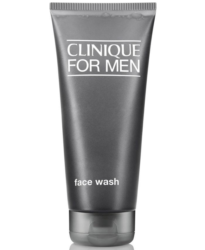 Clinique For Men Face Wash, 6.7 oz & Reviews - Skin Care - Beauty - Macy's