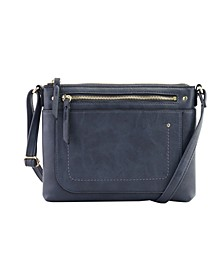 Riverton East West Crossbody, Created for Macy's