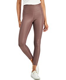 Shine Compression Leggings, Created for Macy's