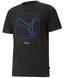 Men's Renaissance Cat T-Shirt
