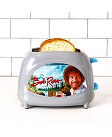 Bob Ross Two-Slice Toaster