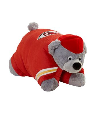 Fabrique Innovations Kansas City Chiefs Team Pillow Pet