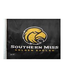 Southern Mississippi Golden Eagles Car Flag