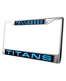 Rico Industries Tennessee Titans Laser License Plate Frame