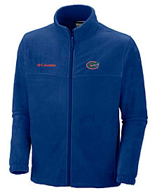 Columbia Men's Florida Gators Full-Zip Fleece Jacket