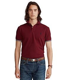 Men's Mesh Polo Shirt