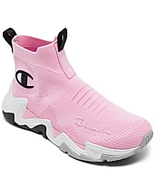 Big Girls Hyper C Raw Running Sneakers from Finish Line