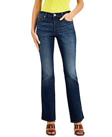 Petite Elizabeth Bootcut Jeans, Created for Macy's