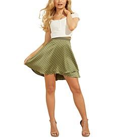 Adriana Wrap Skirt