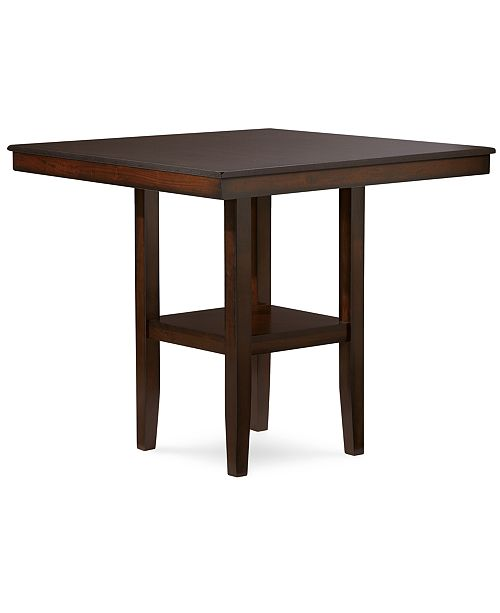 Furniture CLOSEOUT! Branton Counter-Height Pub Table