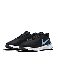 Men's Revolution 5 EXT Water-Resistant Running Sneakers from Finish Line