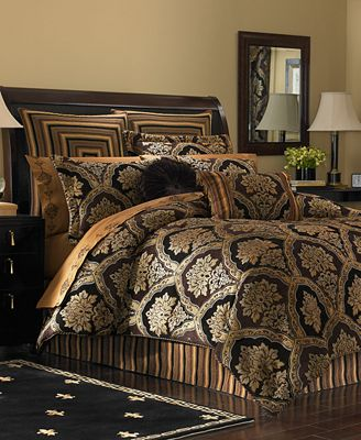 Closeout J Queen New York Hanover Bedding Collection