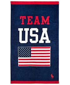 Men's Team USA Beach Towel