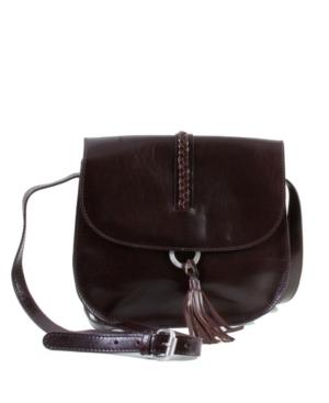 Women's Ring Saddle Bag