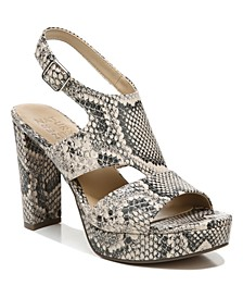 Maddie Ankle Strap Sandals