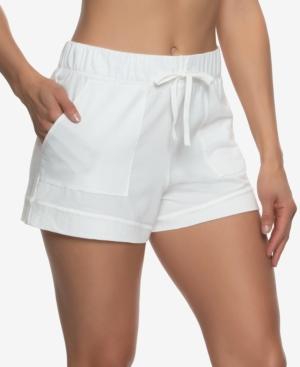 Women's Organic Cotton Loungewear Shorts