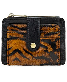 Cassis Leather ID Wallet