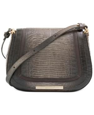 Small Nadine Leather Crossbody
