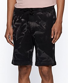 BOSS Men's Organic-Cotton Shorts