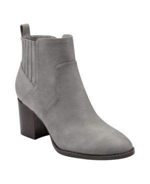 Women's Denyse Block Heel Booties Women's Shoes
