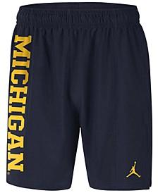 Michigan Wolverines Men's Practice Shorts
