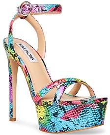 Women's Marciana Platform Stiletto Sandals
