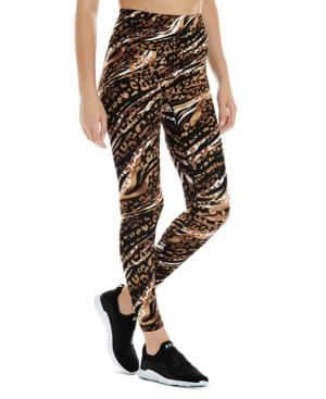 Women's Safari 7/8 Sneaker-Length Leggings