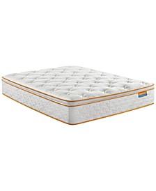 """Sleep Thrillzzz 13"""" Plush Pillow Top Mattress- Twin"""
