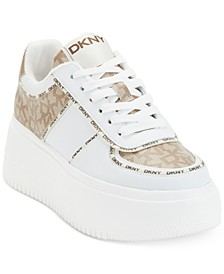 Women's Maia Lace-Up Sneakers