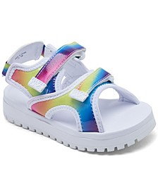 Toddler Girls Spot Eva Stay-Put Casual Sandals from Finish Line