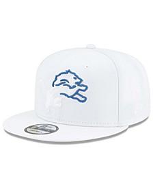 Detroit Lions Logo Elements 3.0 9FIFTY Cap