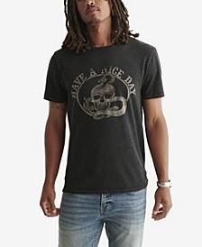Men's Nice Day Skull T-shirt
