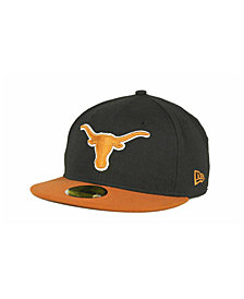 New Era Texas Longhorns NCAA 2 Tone 59FIFTY Cap