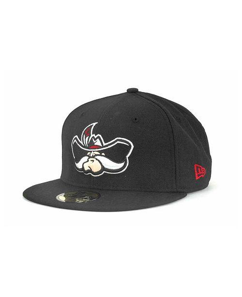 New Era UNLV Runnin Rebels NCAA AC 59FIFTY Cap - Sports Fan Shop By ... 8a16217fb1a