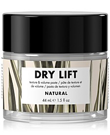 Natural Dry Lift Texture & Volume Paste, 1.5-oz., from PUREBEAUTY Salon & Spa