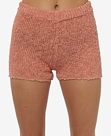 Juniors' Camden Pull-On Knit Shorts