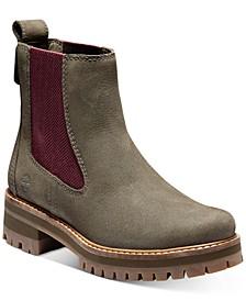 Women's Courmayeur Valley Lug Sole Chelsea Boot