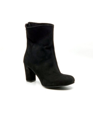 Women's Hi Ankle Pull On Booties Women's Shoes