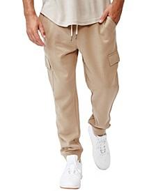 Men's Trippy Slim Trackie Cargo Pants