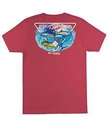 Men's Performance Fishing Gear Luther Short Sleeve T-shirt
