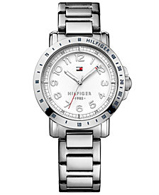 Tommy Hilfiger Women's Stainless Steel Bracelet Watch 38mm 1781397