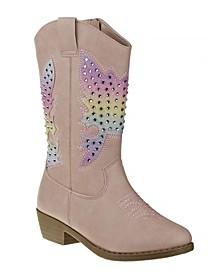 Little Girls Cowboys Boots