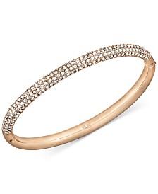 Swarovski Crystal Bracelet  Shop Swarovski Crystal Bracelet - Macy s 158c65246c