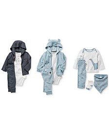 Baby Boys Bodysuits, Pants & Cardigans Separates