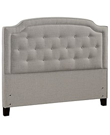 Malinda Upholstered California King Headboard