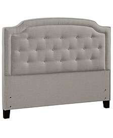 Malinda Upholstered Twin Headboard