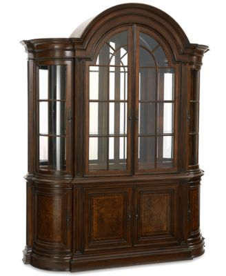 Lakewood 2-Piece China Cabinet - Furniture - Macy's