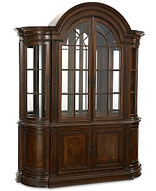 Lakewood 2 Piece China Cabinet