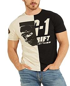 Men's Racer Split Graphic T-Shirt